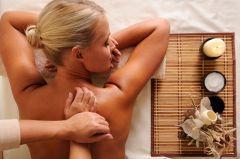Detoxikační masáž