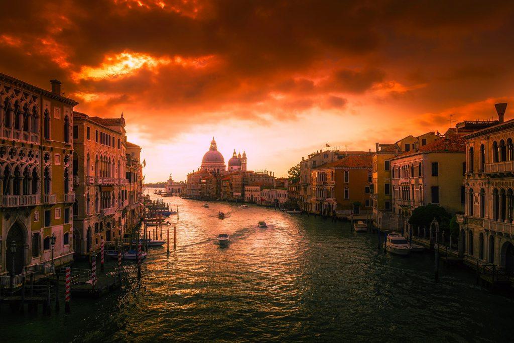 Eurovíkend Benátky