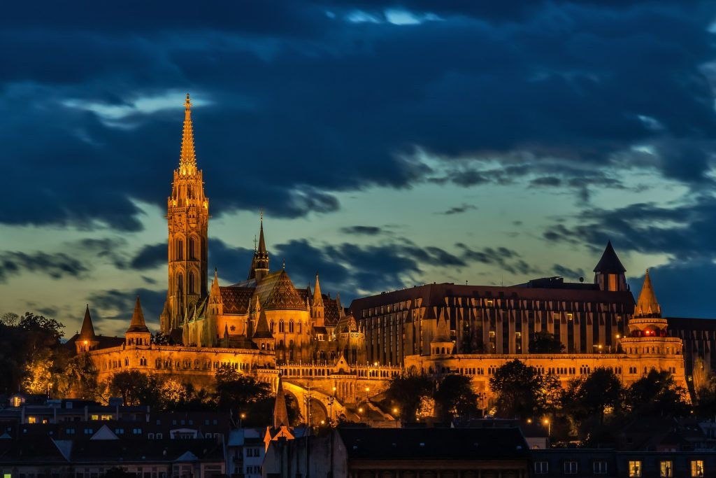 Eurovíkend Budapešť