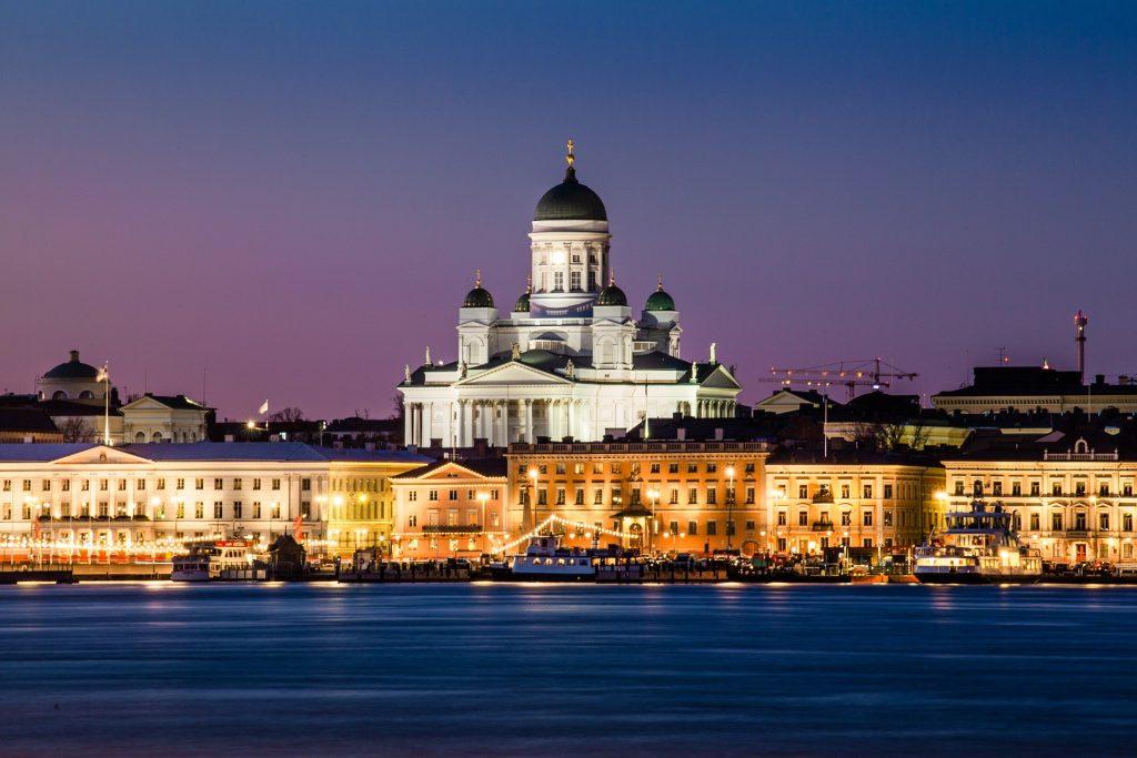Eurovíkend Helsinky