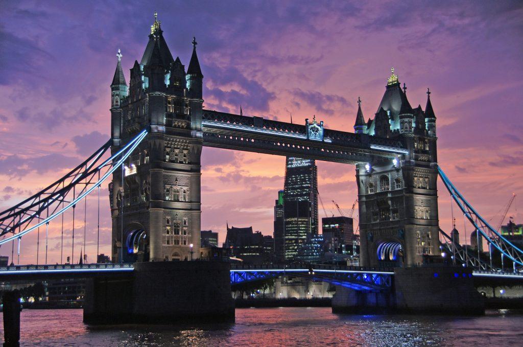 Eurovíkend Londýn