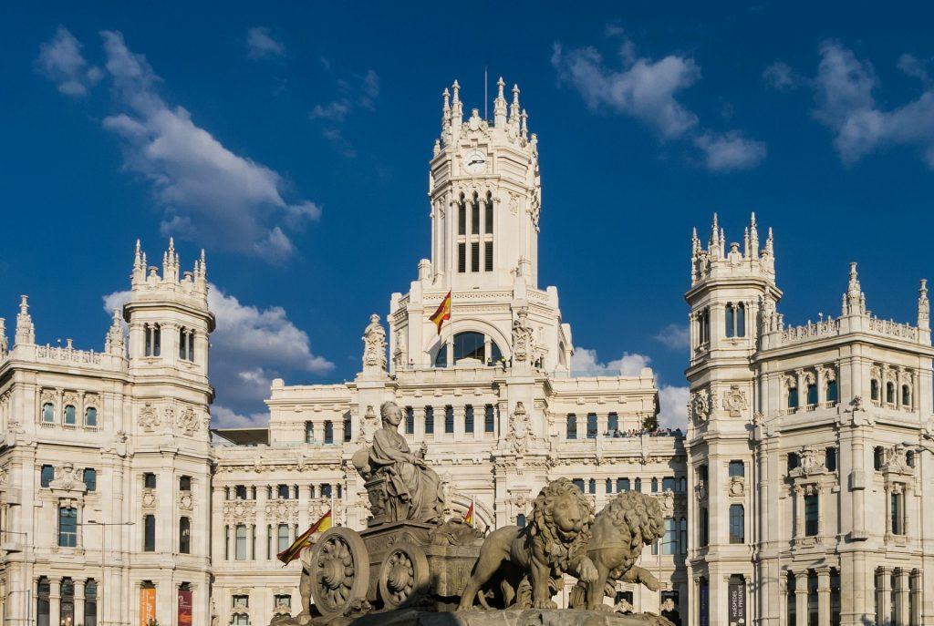 Eurovíkend Madrid