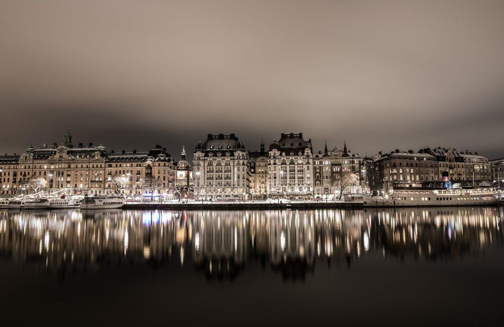 Eurovíkend Stockholm