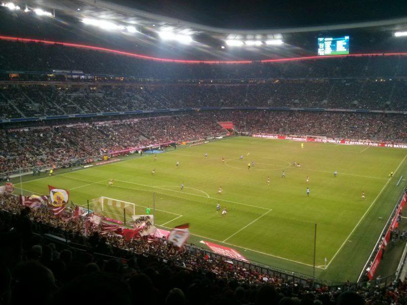 Zájezd na německou fotbalovou Bundesligu