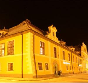 Hotel Rezidence Nové Hrady