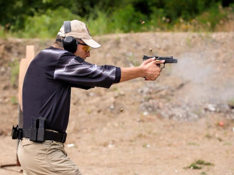 Střílení na lidi