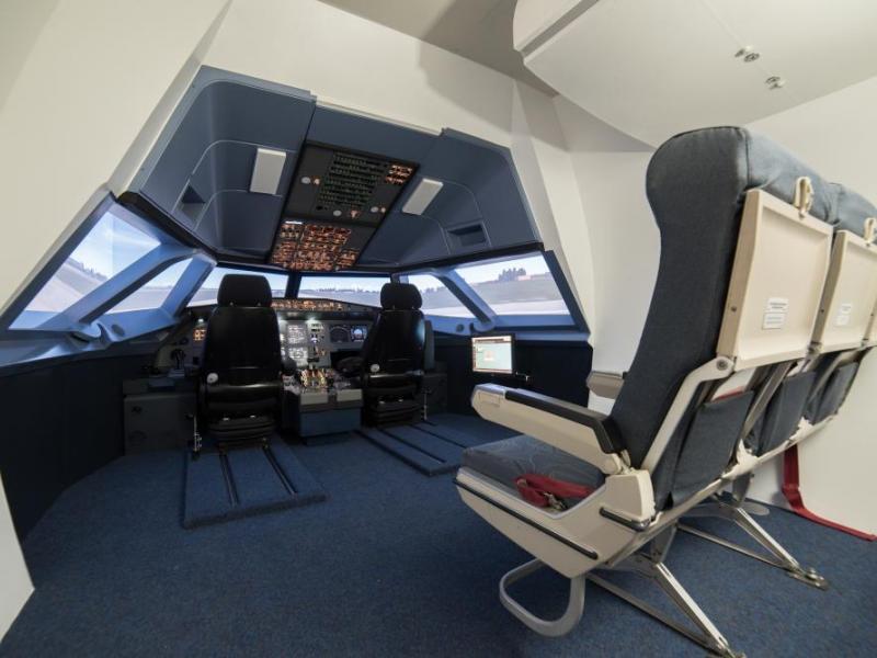 Letecký simulátor Airbus A320 vs. Boeing 737