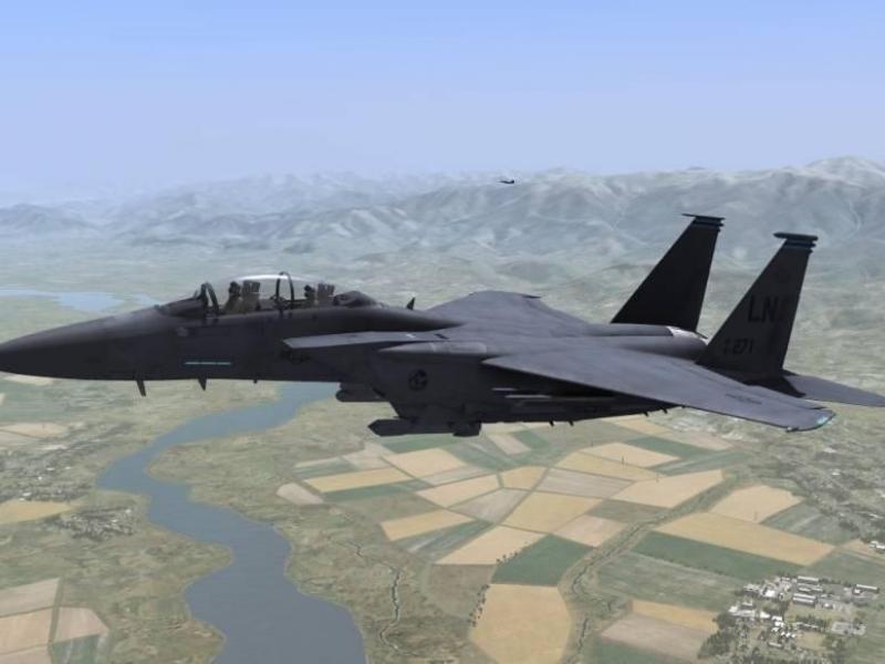 Letecký simulátor stíhačky L-39 jako zážitek