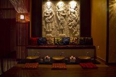 Tibetská masáž