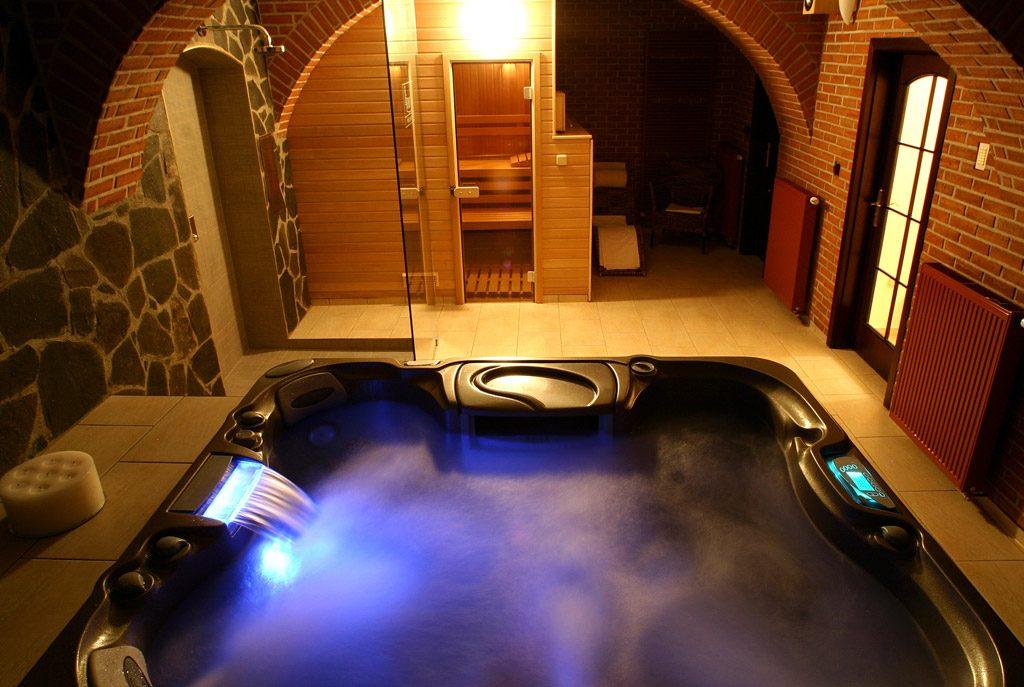 Luxusní wellness víkend pro dva v Plzni